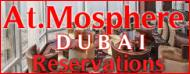 At.Mosphere Restaurant in Dubai