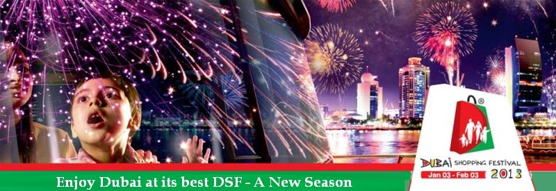 DSF Dubai Shopping festival Dubai at its best - 10th Season