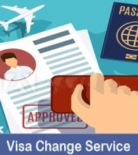 Inside Country Visa Change