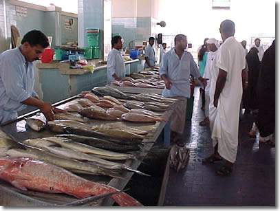 Fujairha - Market